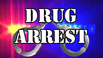 TWO CHARGED WITH DRUG POSSESSION IN OCTOBER