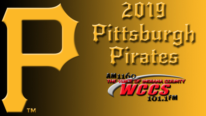 picture about Pittsburgh Pirates Printable Schedule called Pittsburgh Pirates WCCS AM1160 101.1FM