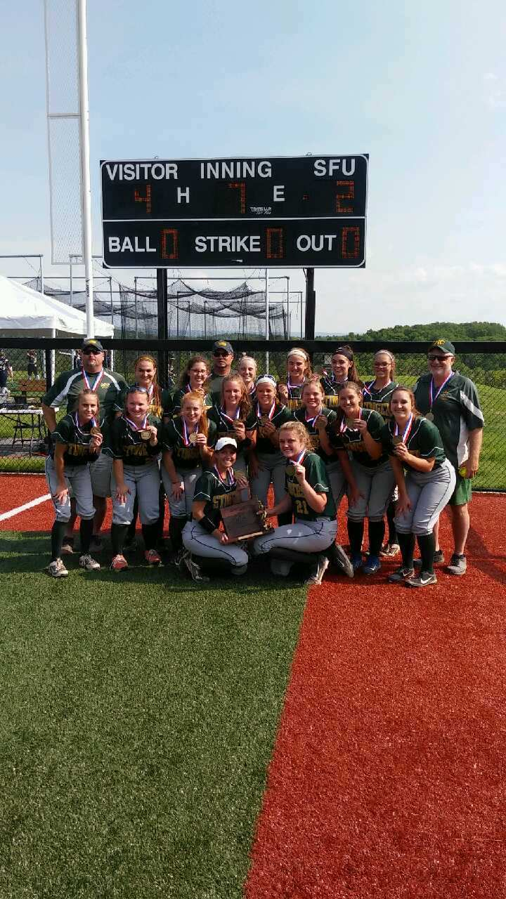 MARION CENTER COMES BACK TO WIN DISTRICT 6 2A SOFTBALL CHAMPIONSHIP