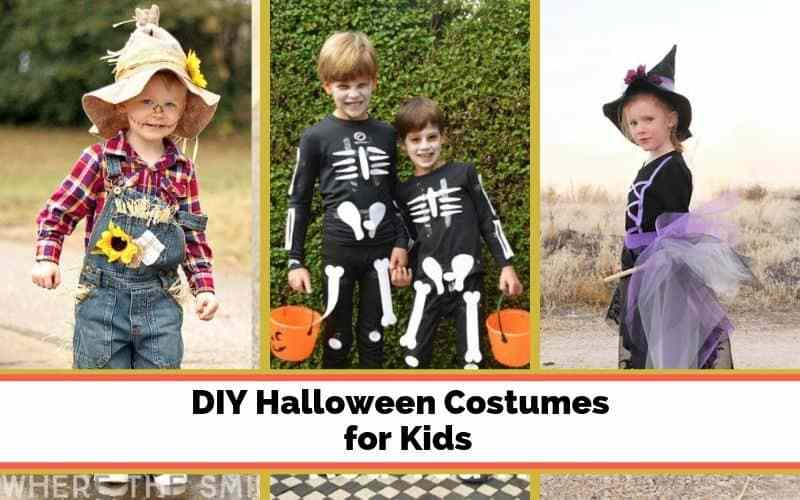 Diy Halloween Costumes For Kids Wccs Am1160 1011fm