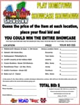 HOMETOWN SHOWCASE SHOWDOWN