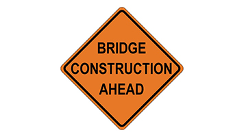 RE-OPENING OF JEANNETTE BRIDGE DELAYED