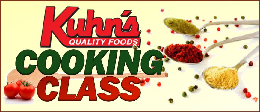 Kuhn's Cooking Class – July 2017
