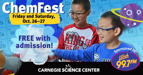 2018 ChemFest – Carnegie Science Center