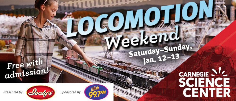 Locomotion Weekend