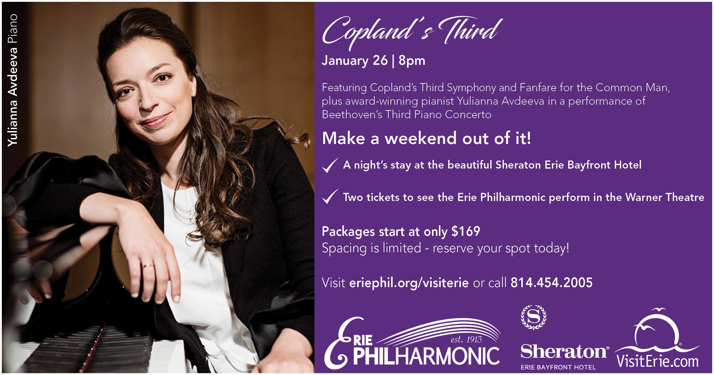 2019 Erie Philharmonic