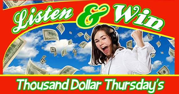 Thousand Dollar Thursdays