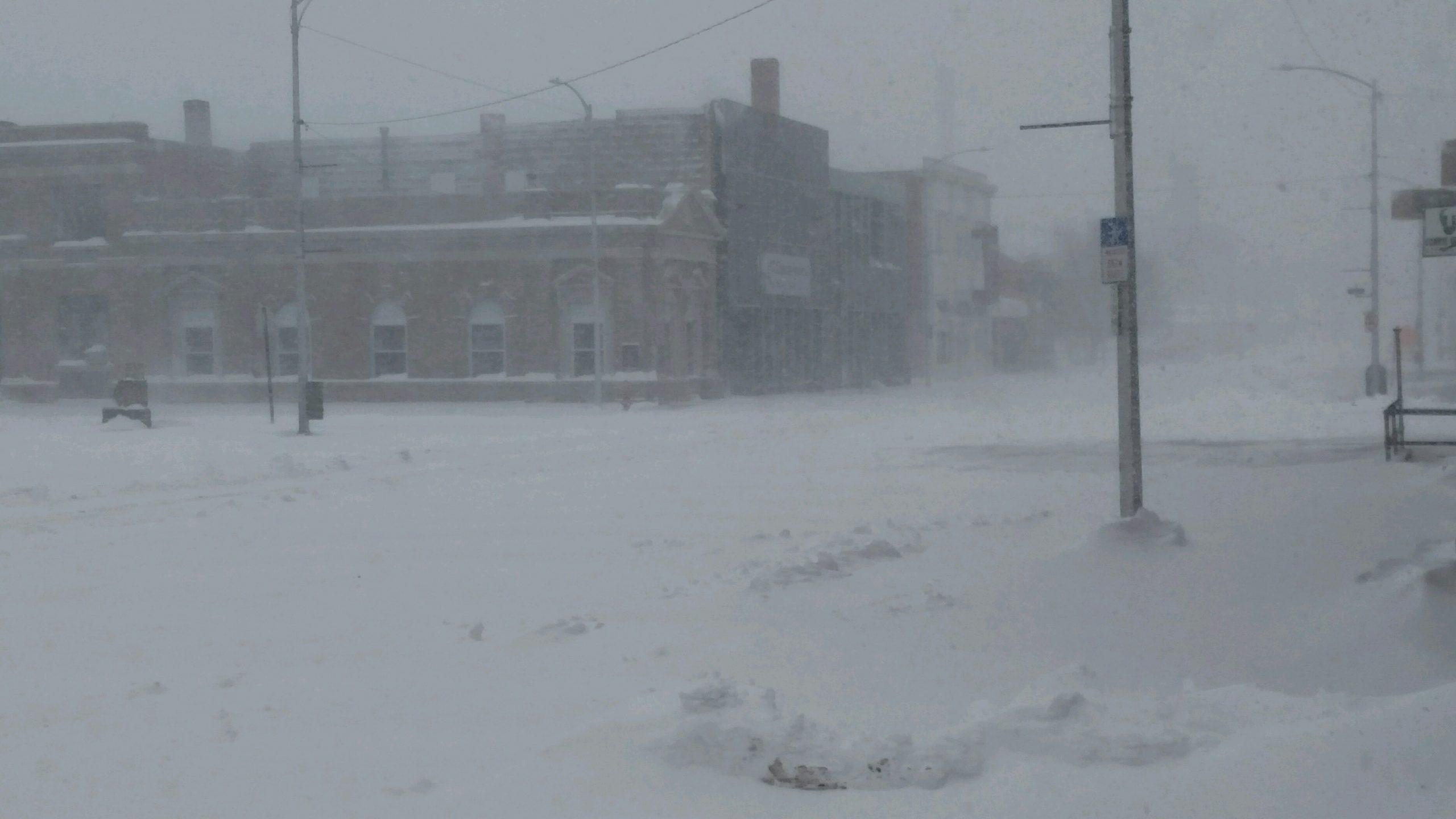 Winter Weather Blankets Nebraska