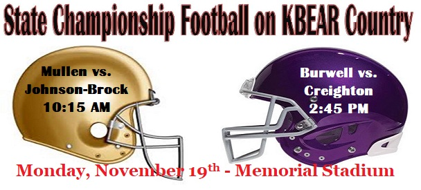 Kbear To Broadcast State Championship Double Header