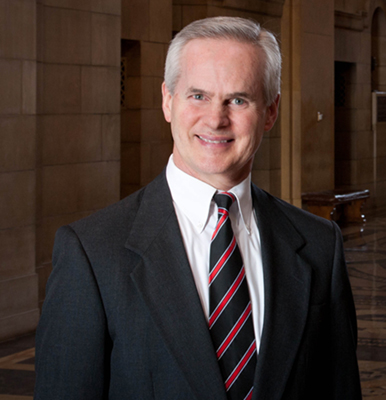 Lt. Governor Foley In Town To See Progress