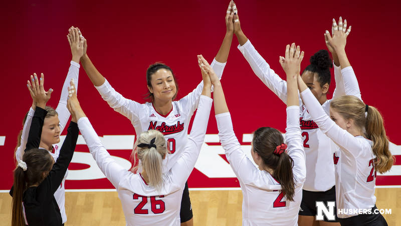 Huskers Open NCAA Tournament At Home