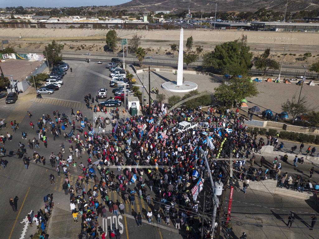 Nebraska Congressman Backing President In Migrant Caravan Crisis