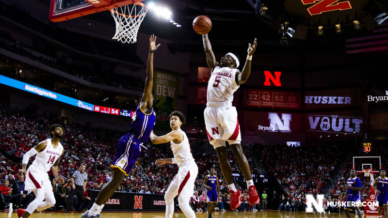 Ranked Huskers Hit Road Wednesday
