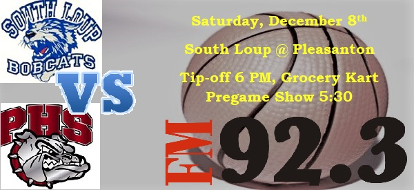 Kbear Game Of The Week: South Loup Travels To Pleasanton Saturday