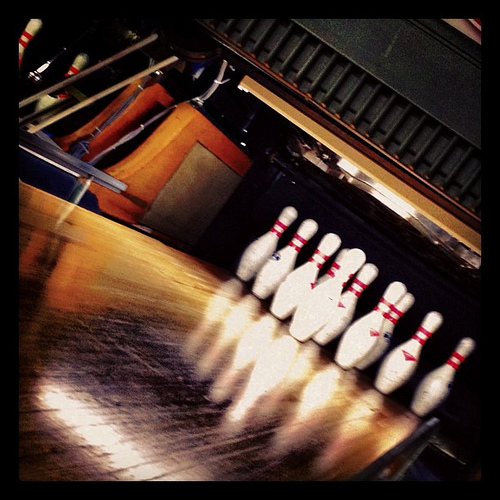 Bowling Teams Have Good Showing At State