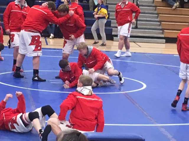 Top Ranked Indians Pin Way Past North Platte