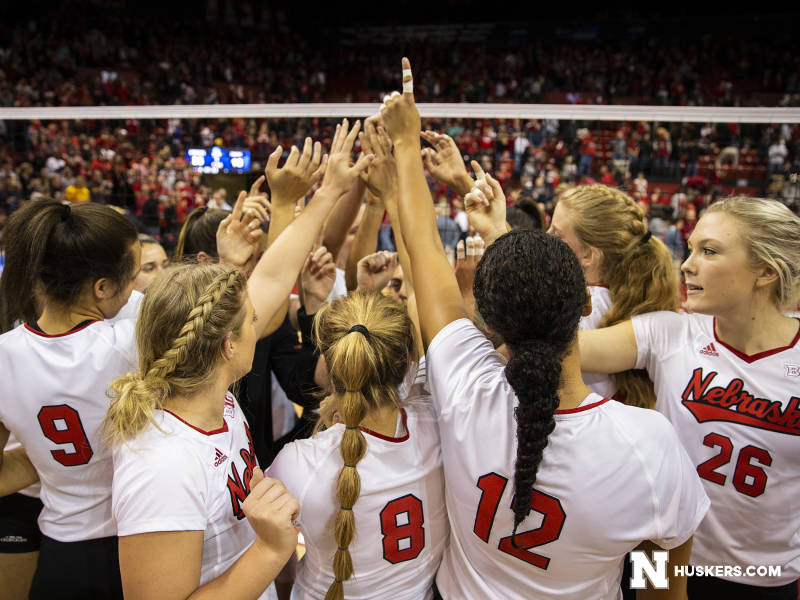 Huskers Headed Back To Final Four