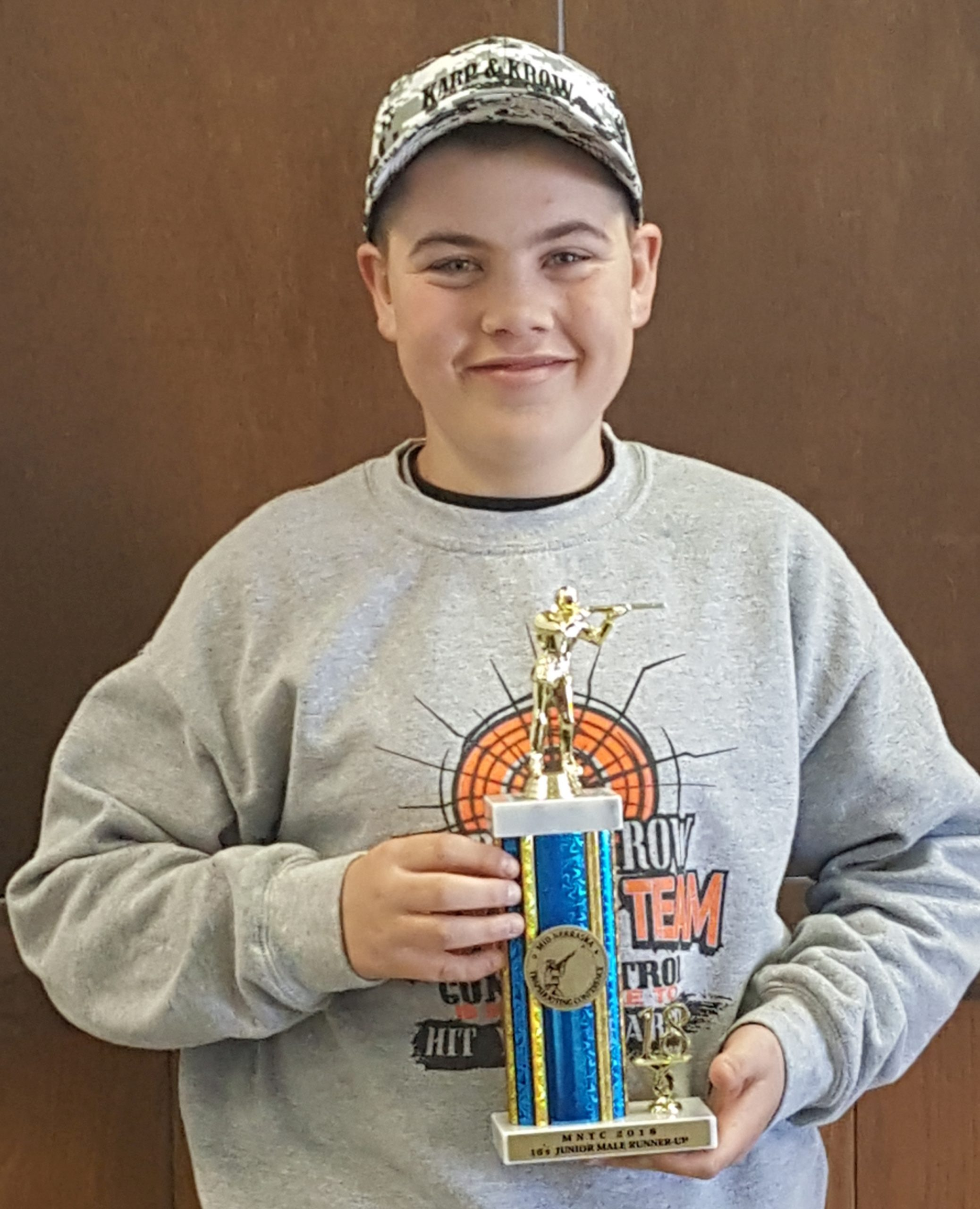Karp & Krow 4H Shooting Team Place High in Doniphan on Saturday.