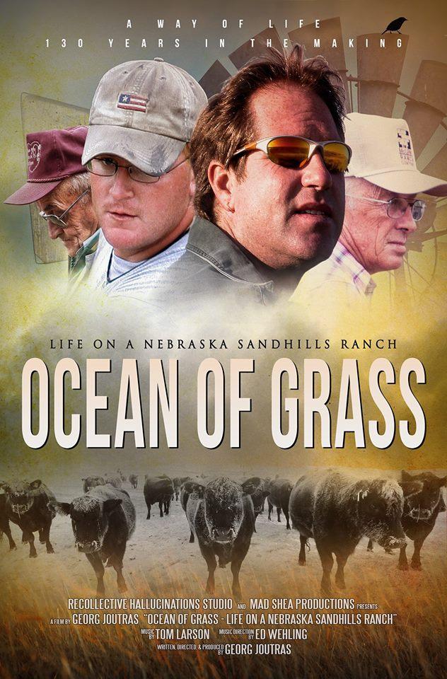 Nebraska Film: OCEAN OF GRASS Showing at The Golden Husk Theatre