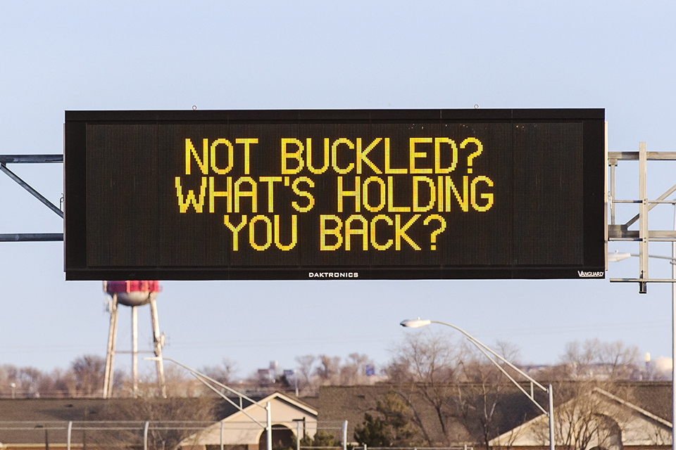 NDOT Seeks Creative Friday Safety Messages