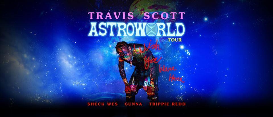 Travis Scott, Dec. 10