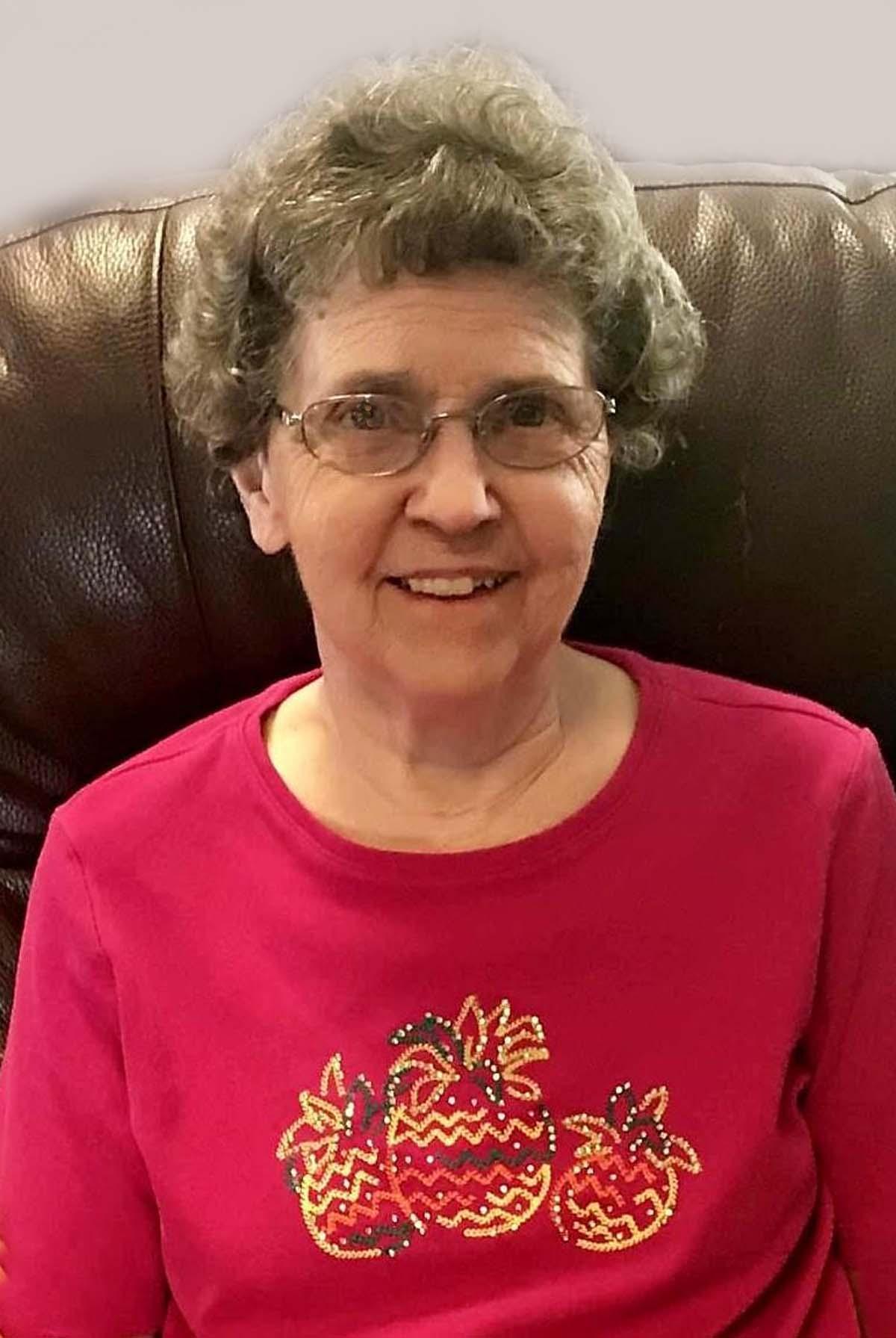 Evelyn Waltman, 90