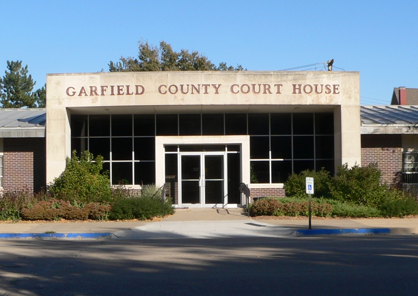 Garfield County Courthouse Closed Dec. 5