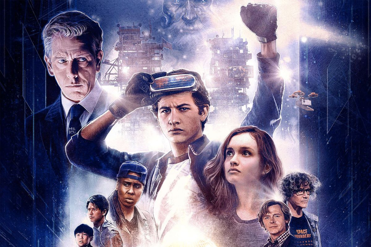 'Ready Player One' Nabs $53M To Win The Long-Weekend Box Office!