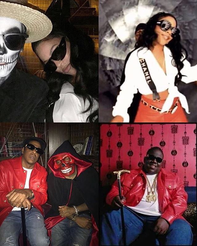Beyonce And Jay Z Halloween Costumes