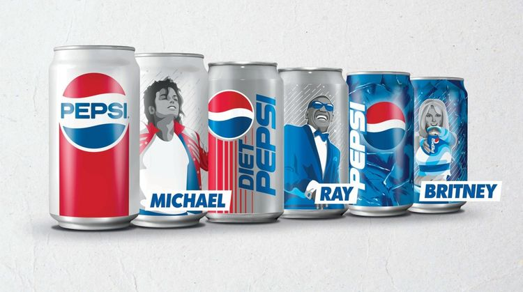Pepsi Goes Retro With Iconic Cans