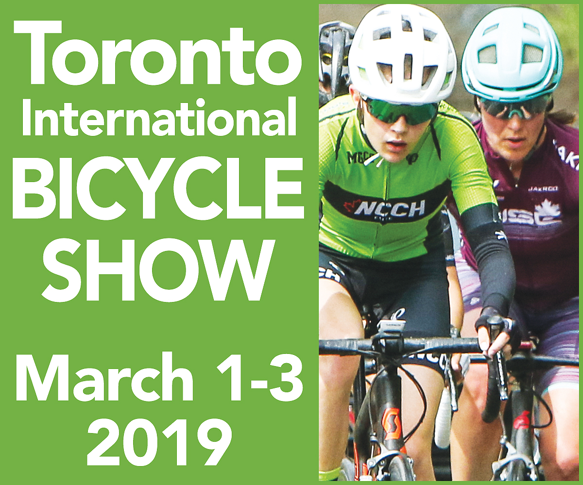 Win A Bike A Day Plus A 4Pack of Tickets To The Toronto