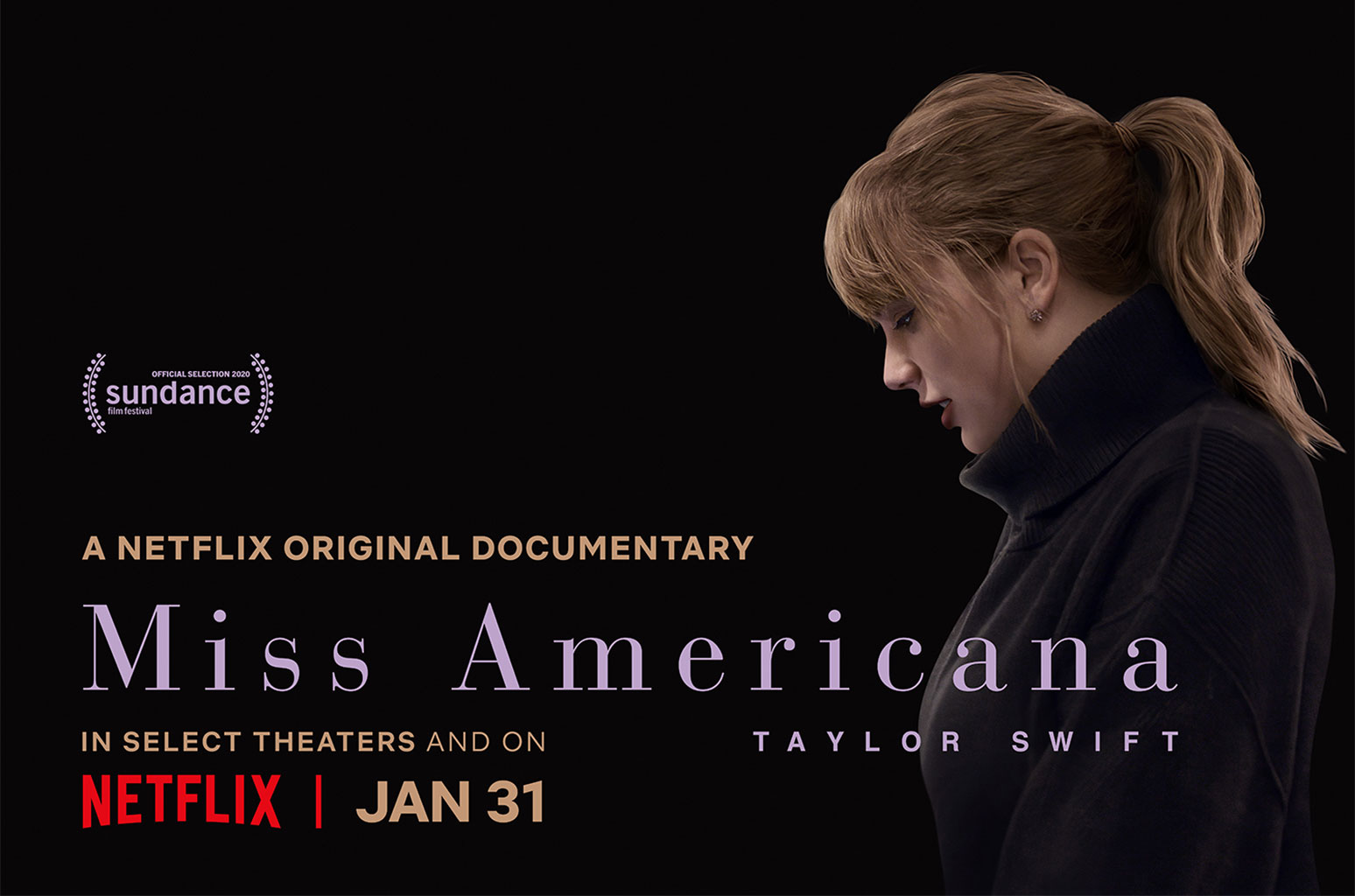 """Video] Check Out The Trailer For Taylor Swift's """"Miss Americana"""" 