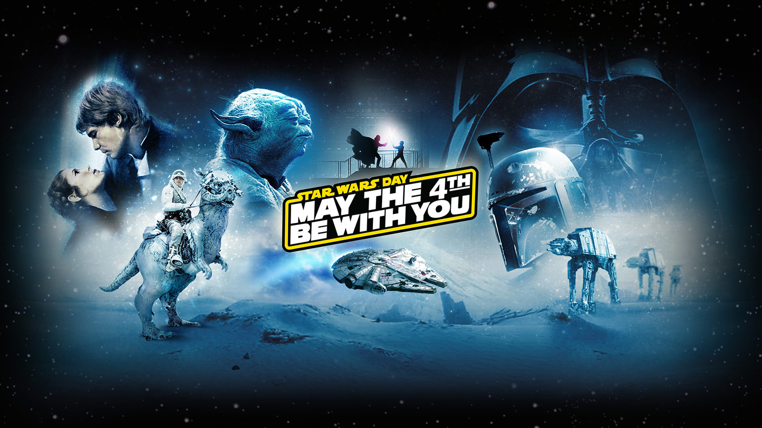 May The 4th Be With You Happy Star Wars Day Z103 5 All The Hits