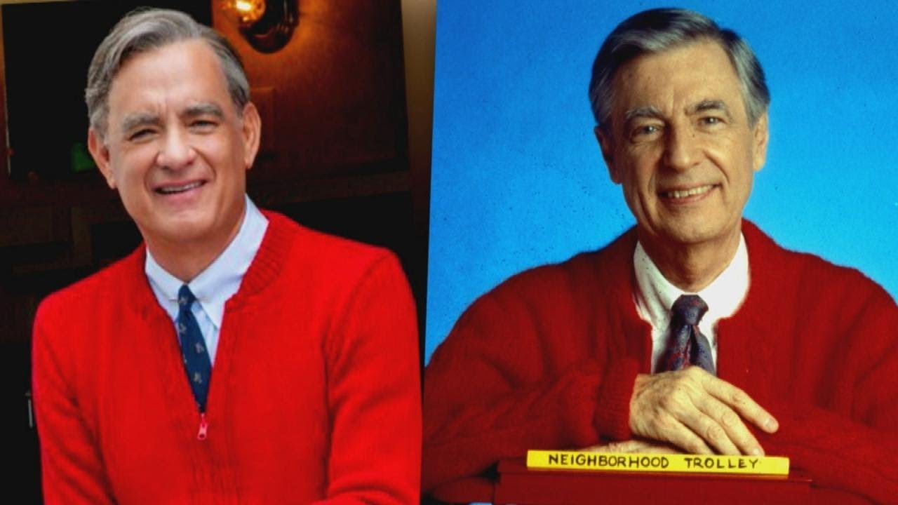 Tom Hanks Is Mr Rogers In The Heartwarming A Beautiful Day In The Neighborhood Trailer Energy 106