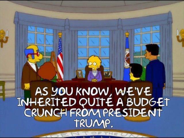 Inauguration Day - news and updates as Joe Biden becomes