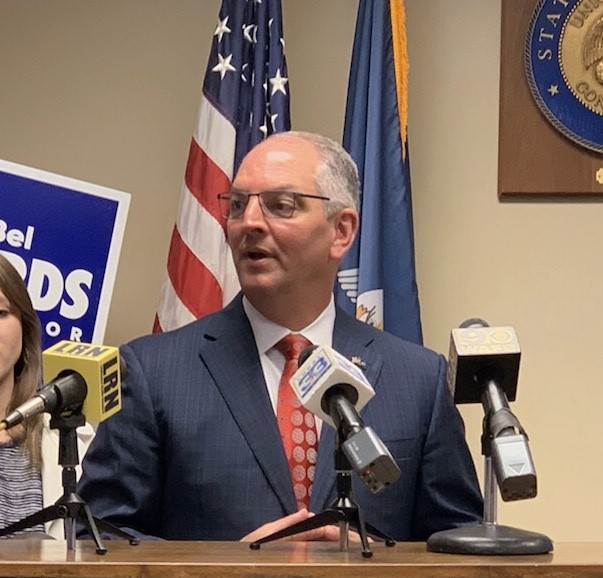 Gov. Edwards' end of year summary is positive for Louisiana