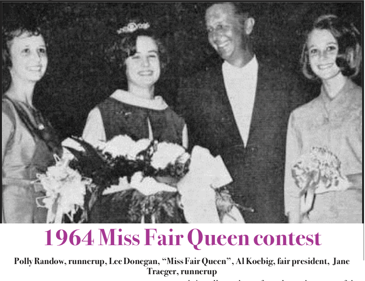Fair Queen, Miss Round-Up royalty members to gather for