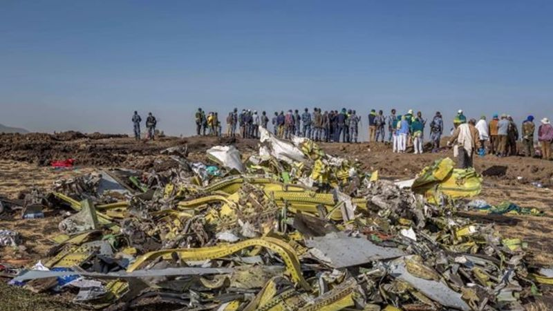 Kenyan Relatives of Ethiopian Airlines Plane Crash Victims Flown to Addis