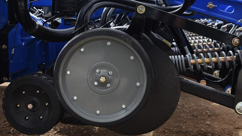 Double shoot disc drill technology aims to increase