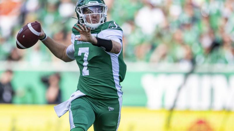 Fierce storm ends game early, giving Roughriders bizarre win over