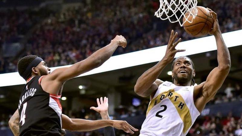 Blazers Will Play Tonight In Toronto Sans Kanter