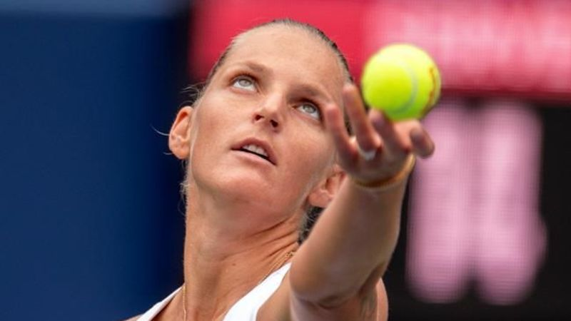 By Canadian Press	 	 		Pliskova downs Kontaveit to advance to quarterfinals at Rogers Cup				Aug 08 2019