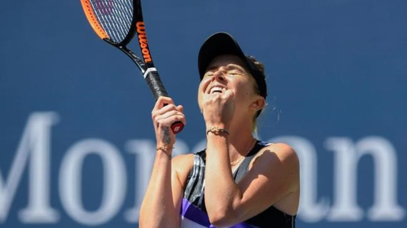 By Canadian Press	 	 		Svitolina beats Konta to reach US Open semifinals				Sep 03 2019