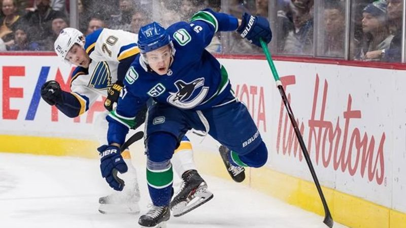 Canucks stay hot beating San Jose