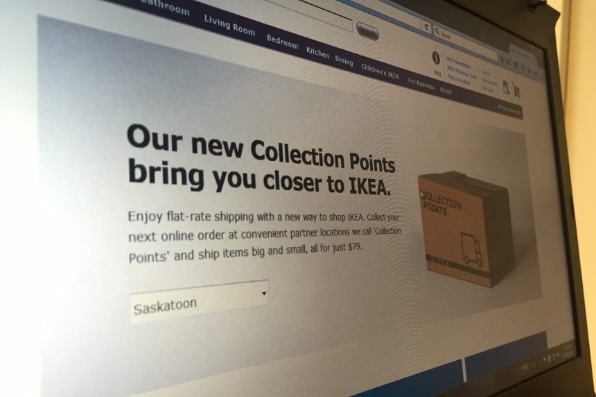 Ikea Opens New Collection Point For Sask Shoppers Battlefordsnow