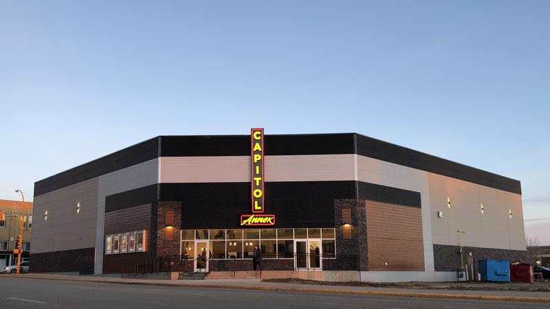capitol annex ready to captivate moviegoers with four new screens