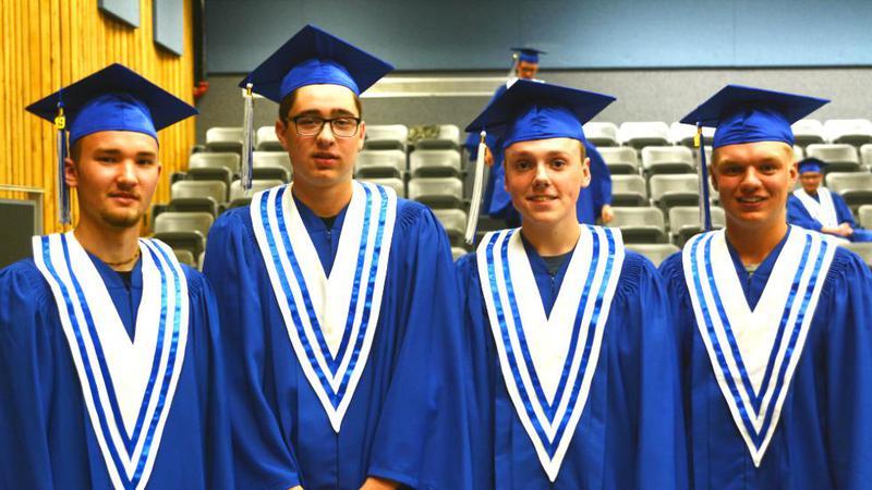 NBCHS graduation day brings joy, celebration