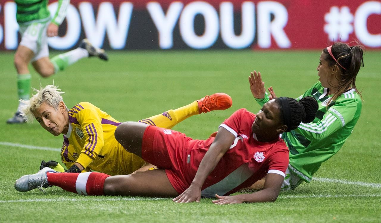 Canada downs Mexico as Tancredi, Wilkinson, Nault say goodbye to