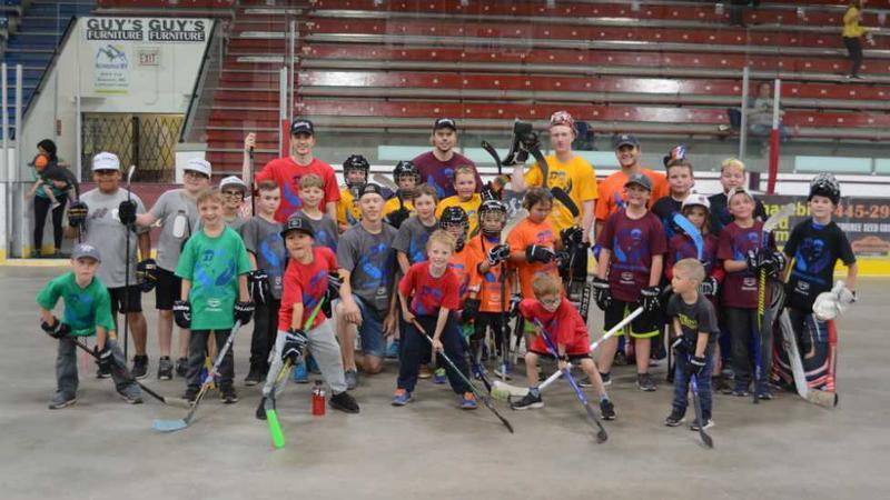 Street Hockey Tourney Raises Funds For Mental Health