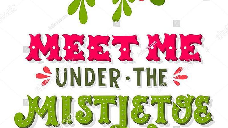 Meet Me Under The Mistletoe Battlefordsnow